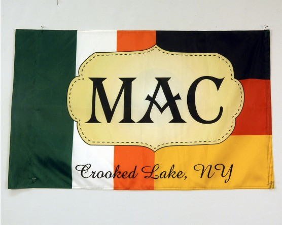MAC Family Camp Flag