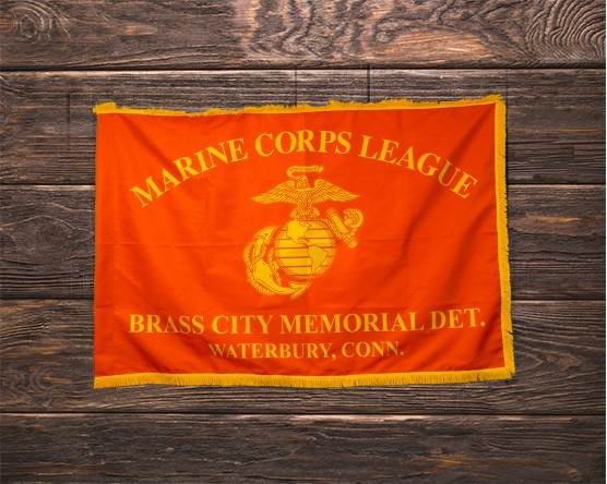 Marine Corps League Indoor/Parade Flag