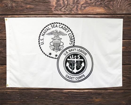 Sea Cadet Crops Outdoor Flag