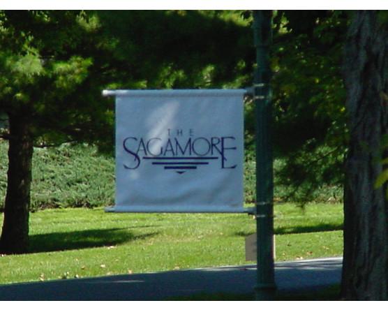 Sagamore Banner