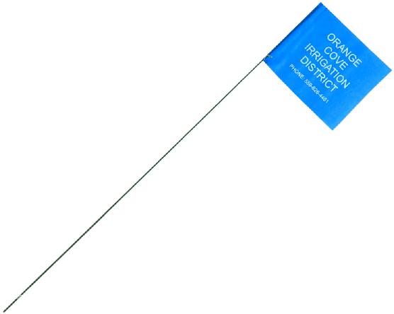 OCID Marker Flag
