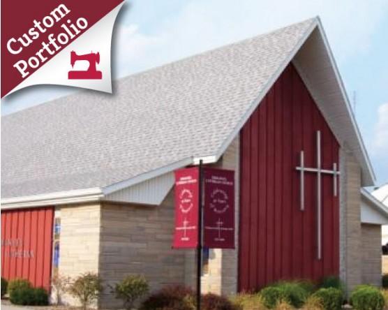 Custom Church Flag & Banner Portfolio