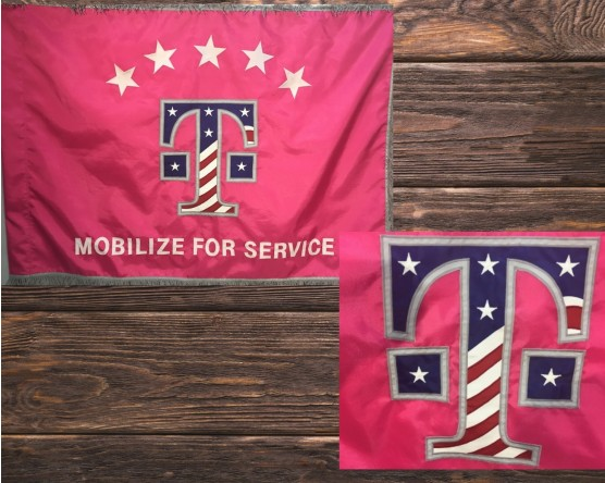 T-Mobile Custom Flag