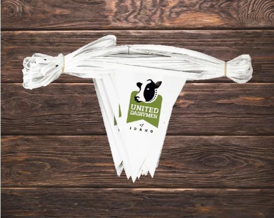 United Dairymen Pennants