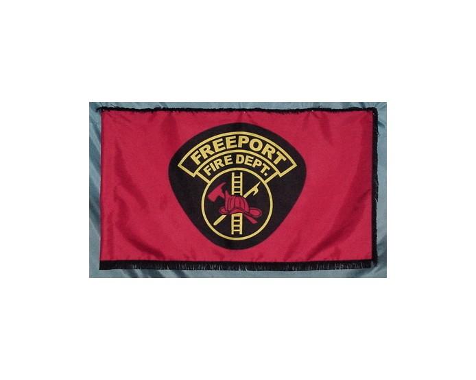 Freeport Fire Department Flag