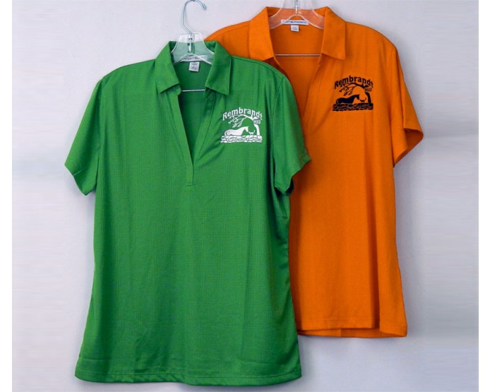 Embroidered Equestrian Sports Shirts