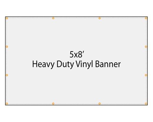Vinyl Banners - Custom vinyl banners