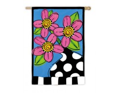 Whimsy Fleur Banner