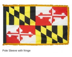 Maryland Flag - Indoor