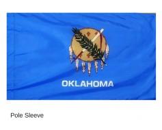 Oklahoma Flag - Indoor