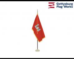 Army Engineer Indoor Flag Set