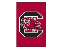 "South Carolina Gamecocks Garden Flag - 12X18"" -CHOOSE OPT..."