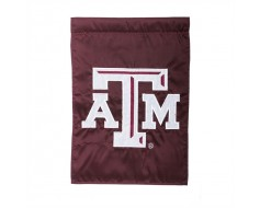 "Texas A&M Aggies Garden Flag - 12X18"" -CHOOSE OPTIONS"