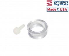 Plastic Grommet Ring