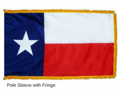 Texas Flag - Indoor