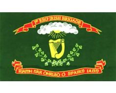 1st N.Y. Irish Brigade Regiment Flag - 3x5'