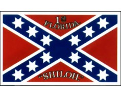 1st Florida Infantry Regiment Flag - 3x5'