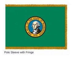Washington Flag - Indoor