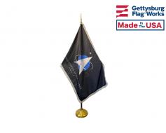 Space Force Indoor Flag Set
