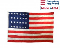 American Flag -  24 Star Flag