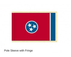Tennessee Flag - Indoor
