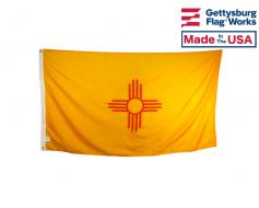 New Mexico Flag - Outdoor