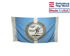 Korean War Veterans Commemorative Flag - Choose Options
