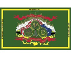 28th MA Irish Brigade Regiment Flag - 3x5'