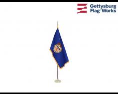 Merchant Marine Indoor Flag Set
