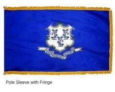 Connecticut Flag - Indoor