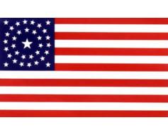 34 Star Great Star (Circle) Flag - 3x5'