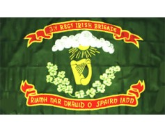 3rd N.Y Irish Brigade Regiment Flag - 3x5'