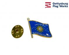 Conch Republic Key West (Single Waving Flag)