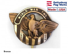 WWII Grave Marker - Choose Options