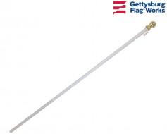 Aluminum Spinning Pole (Single Piece)