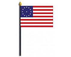 """4x6"""" Cowpens Stick Flag"""