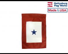 Service Star - Blue Star Garden Flag