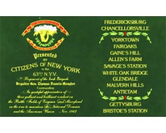 63rd N.Y Irish Ceremonial Brigade Regiment Flag - 3x5'