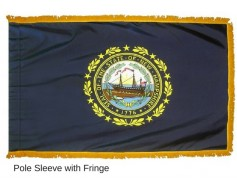 New Hampshire Flag - Indoor