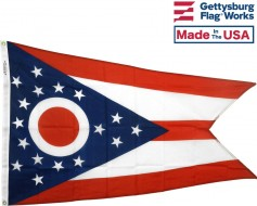 Ohio Flag - Outdoor