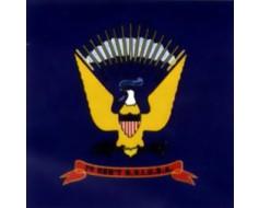 7th Ohio Infantry Flag - 4x4'