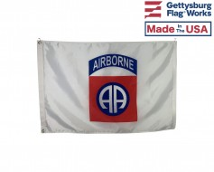 82nd Airborne Flag - All American Division