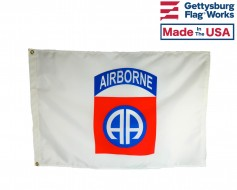 82nd Airborne Flag - All-American Division
