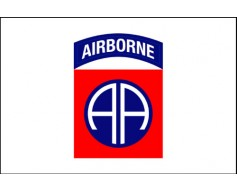 82nd Airborne Flag