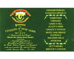 88th N.Y. Irish Ceremonial Regiment Flag - 3x5'