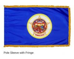 Minnesota Flag - Indoor