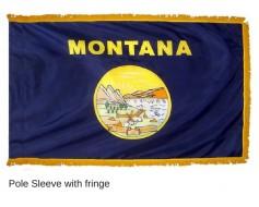 Montana Flag - Indoor