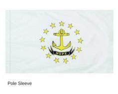 Rhode Island Flag - Indoor