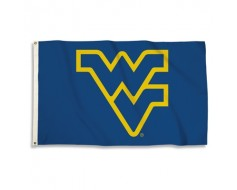 WEST VIRGINIA MOUNTAINEERS Outdoor Flag - CLASSIC