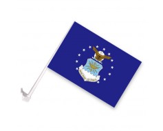 Air Force Car Window Flag-12x18""